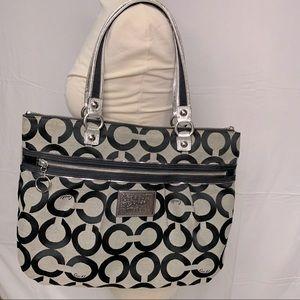 Large coach bag
